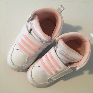 Adidas Neo Hoops Toddler Hi-top Sneaker